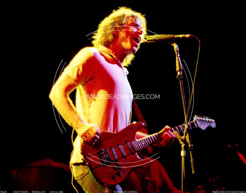 Bob Weir - June 14, 1985