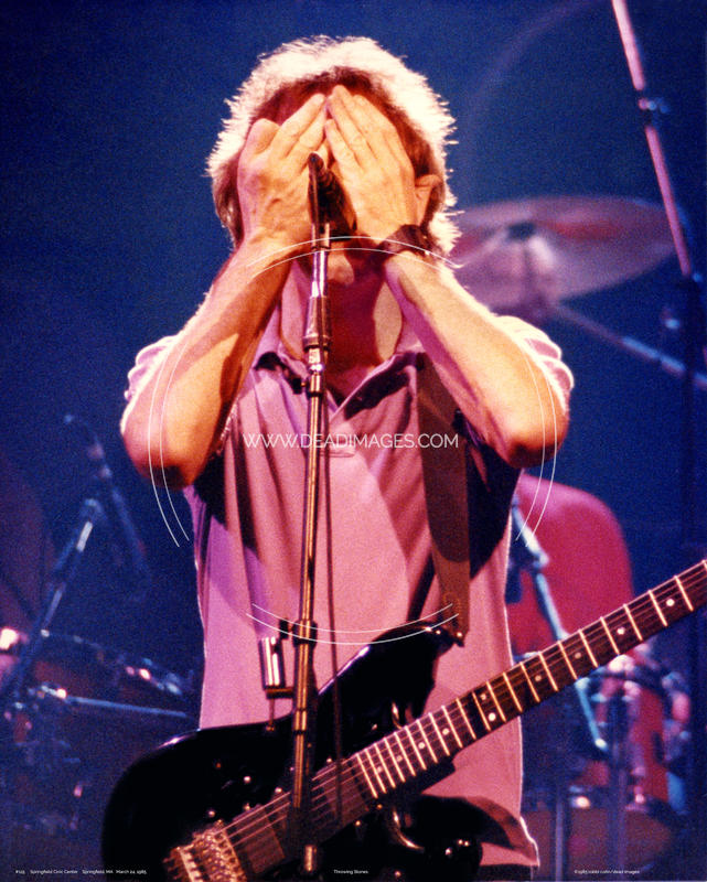 Bob Weir - March 24, 1985