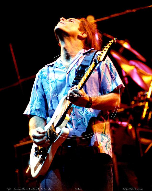 Bob Weir - March 30, 1989