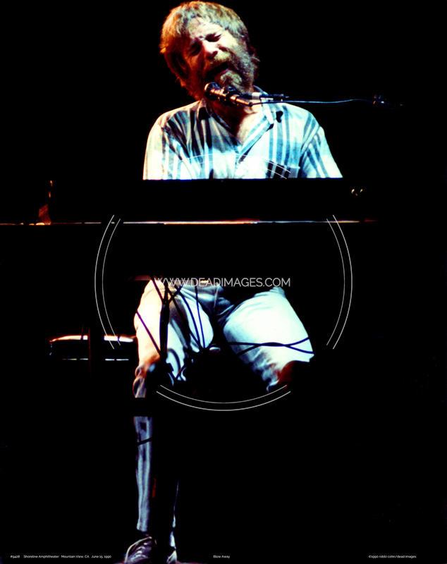 Brent Mydland - June 15, 1990