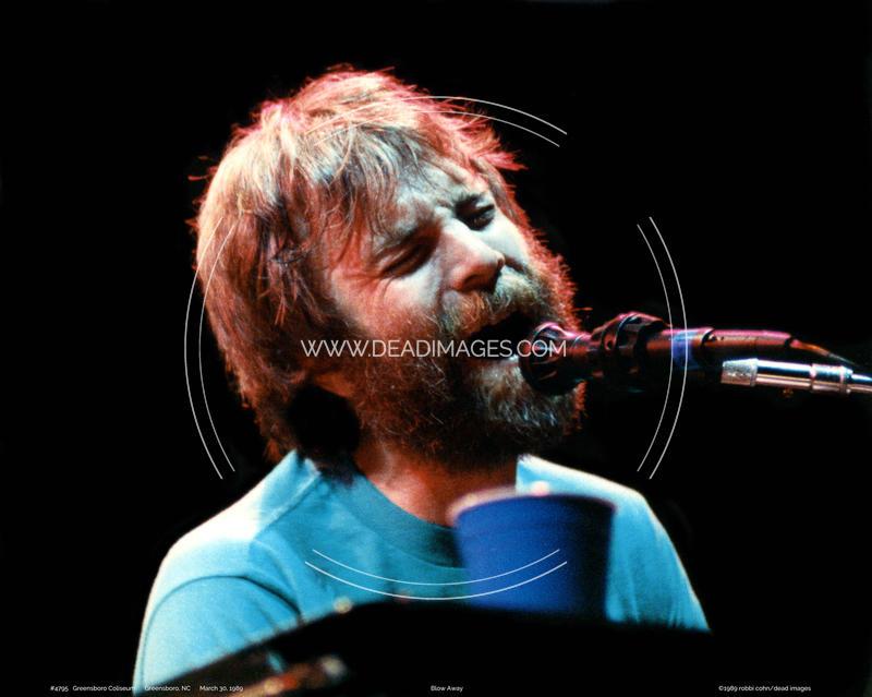 Brent Mydland - March 30, 1989
