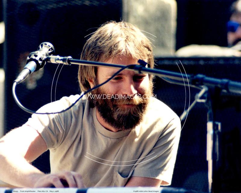 Brent Mydland - May 1, 1988