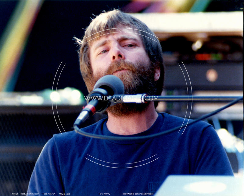 Brent Mydland - May 3, 1987