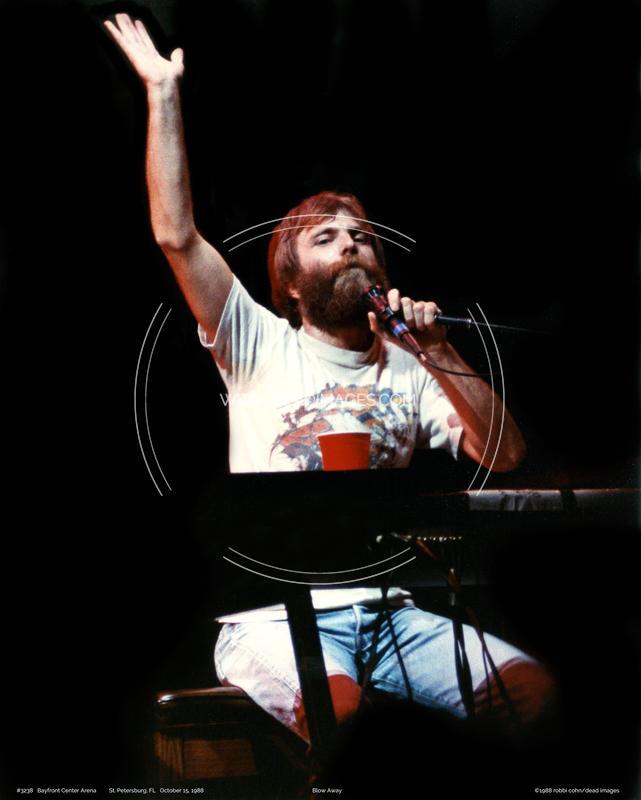 Brent Mydland - October 15, 1988