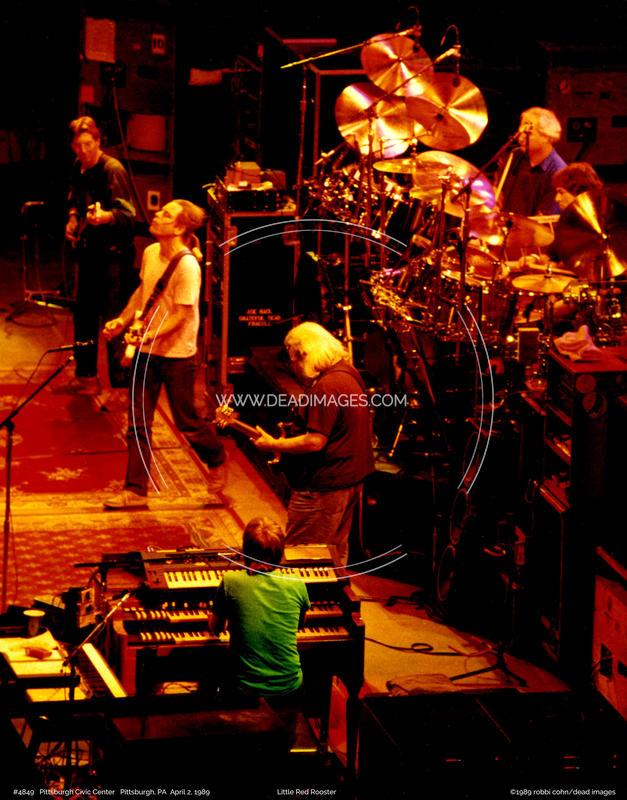 Grateful Dead - April 2, 1989