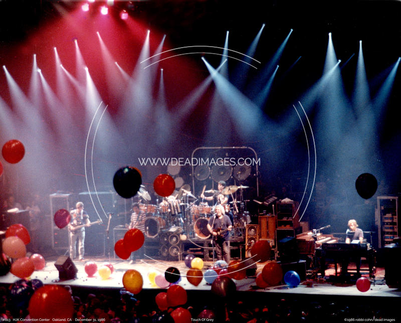 Grateful Dead - December 31, 1986