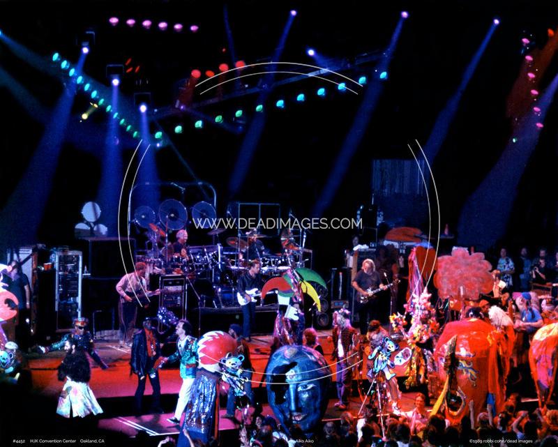 Grateful Dead - February 7, 1989