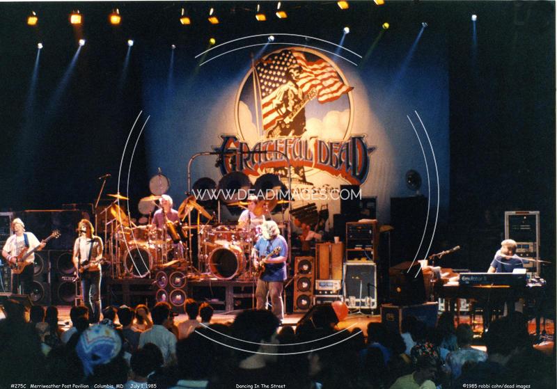 Grateful Dead - July 1, 1985