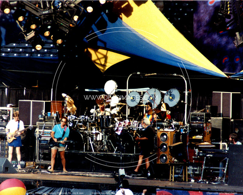 Grateful Dead - July 8, 1990