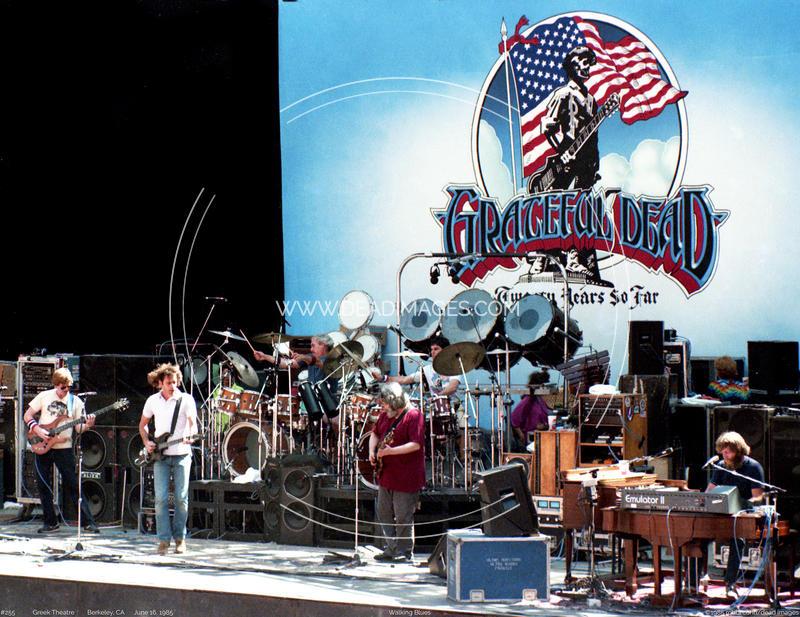 Grateful Dead - June 16, 1985