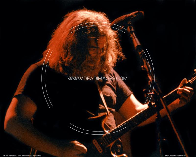 Jerry Garcia - April 26, 1984