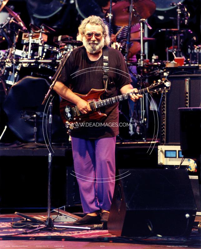 Jerry Garcia - August 16, 1991