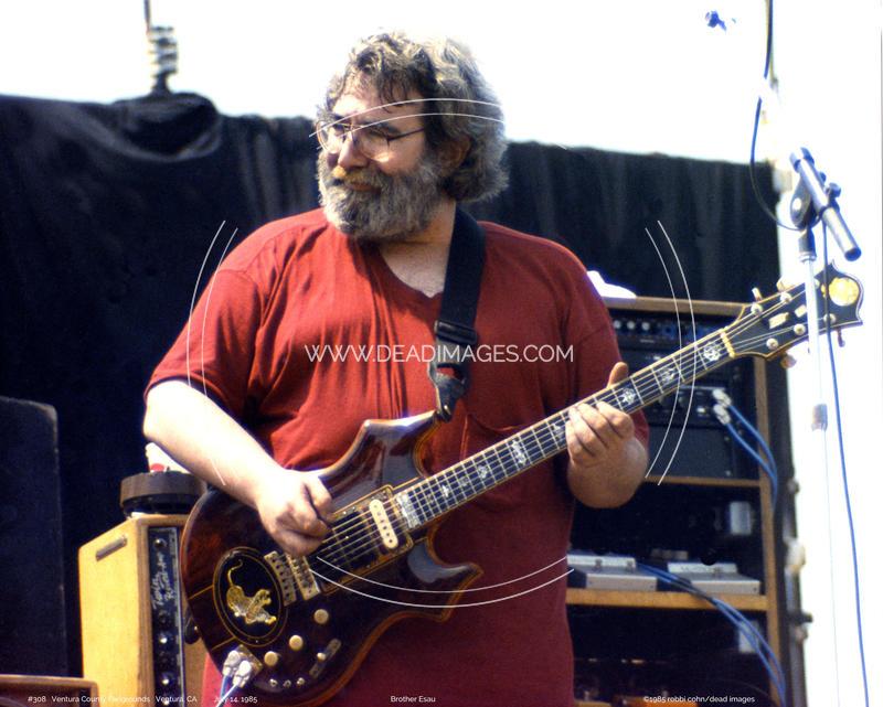Jerry Garcia - July 14, 1985