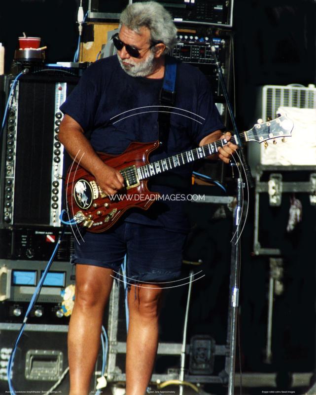 Jerry Garcia - July 4, 1990