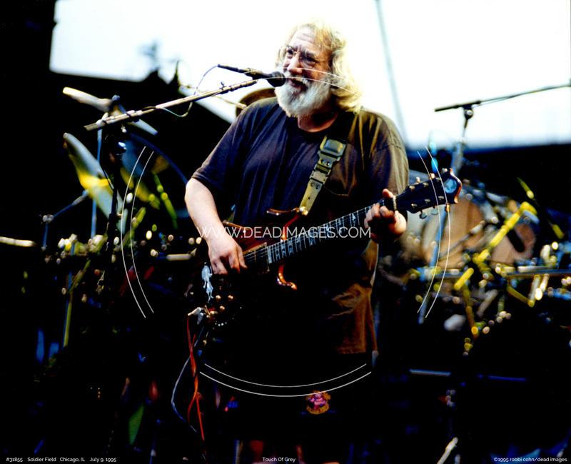 Jerry Garcia - July 9, 1995