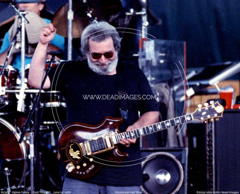 Jerry Garcia - June 19, 1988