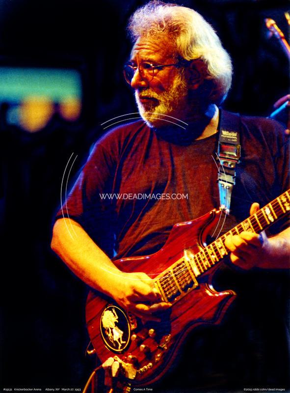 Jerry Garcia - March 27, 1993