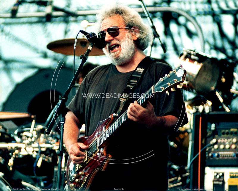 Jerry Garcia - May 16, 1993