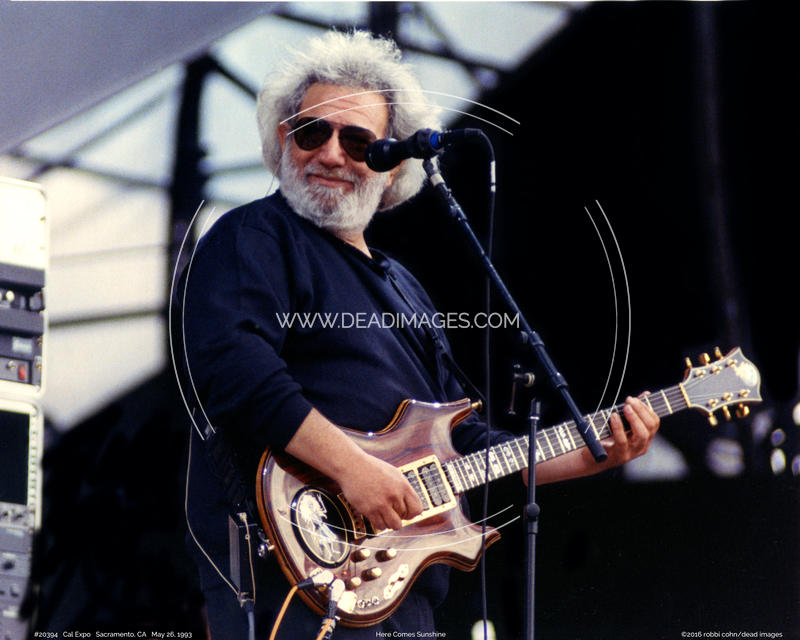 Jerry Garcia - May 26, 1993