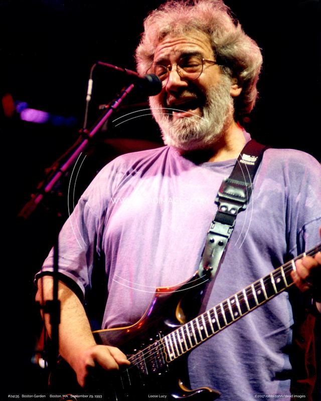 Jerry Garcia - September 29, 1993