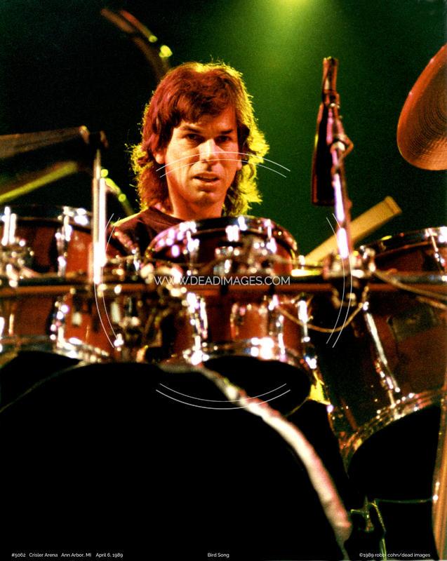 Mickey Hart - April 6, 1989
