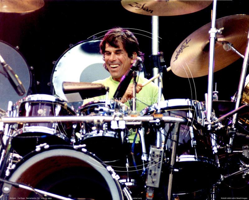 Mickey Hart - May 23, 1993