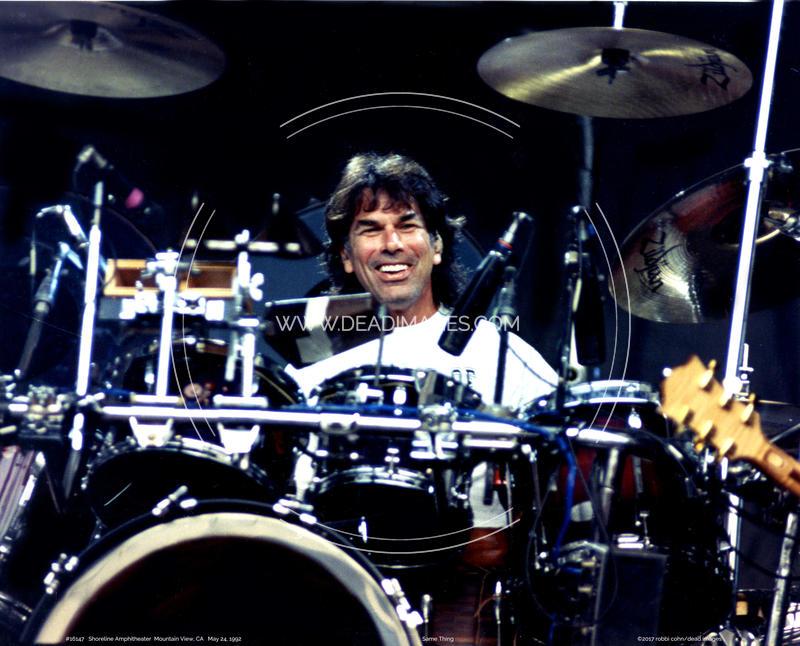 Mickey Hart - May 24, 1992