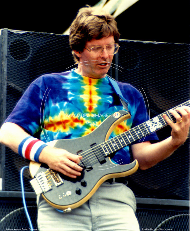 Phil Lesh - June 12, 1987