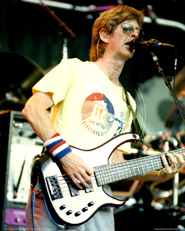 Phil Lesh - May 23, 1993