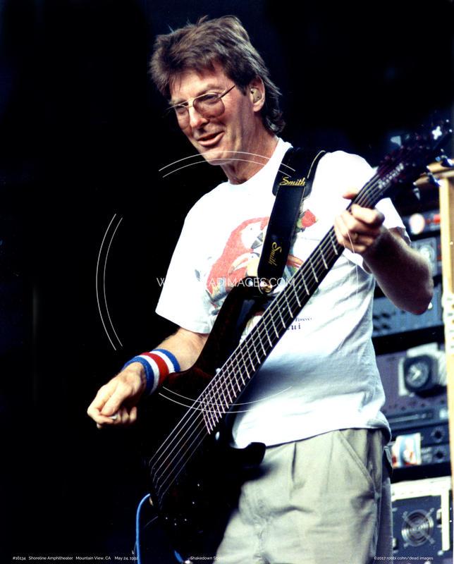 Phil Lesh - May 24, 1992