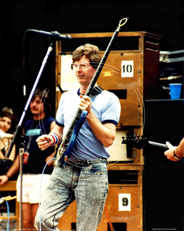Phil Lesh - May 6, 1989