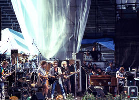 Grateful Dead with Bob Dylan - July 19, 1987