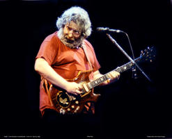 Jerry Garcia - April 14, 1985