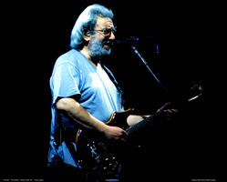 Jerry Garcia - May 9, 1993