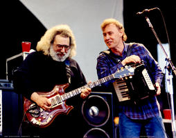 Jerry Garcia, Bruce Hornsby - May 11, 1991