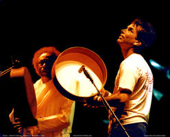 Mickey Hart, Hamza El Din - December 27, 1990